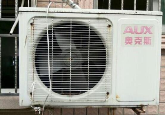 奥克斯空调室外机不转