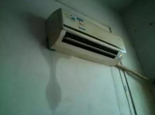 空调室内机漏水